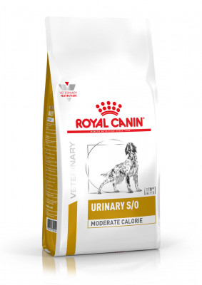 Сухой корм - Urinary S/O Moderate Calorie