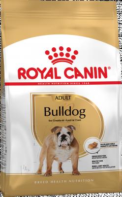 Сухий корм - Bulldog Adult