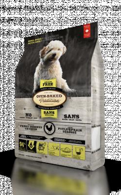 Сухий корм - grain free adult small breeds with deboned chicken