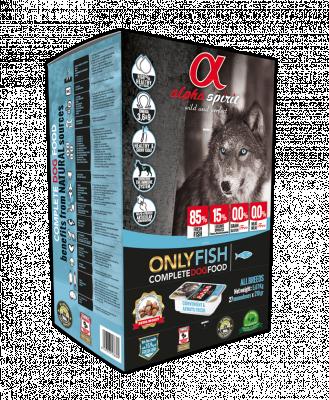 Сухий корм - Only Fish