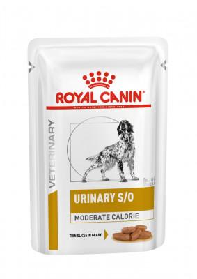 Консервированный корм - Urinary S/O Moderate Calorie Pouches
