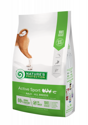 Сухой корм - Active Sport Adult All Breeds