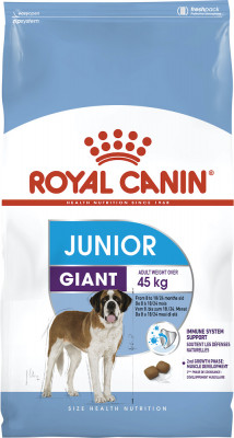 Сухой корм - Giant Junior