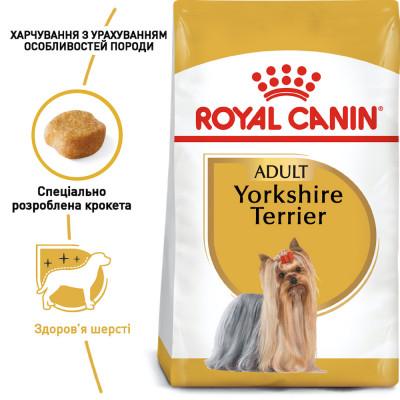 Сухий корм - Yorkshire Terrier Adult
