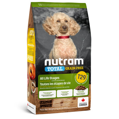 Сухой корм - T29 Total Grain-Free Lamb and Lentils Recipe Small Breed Dog