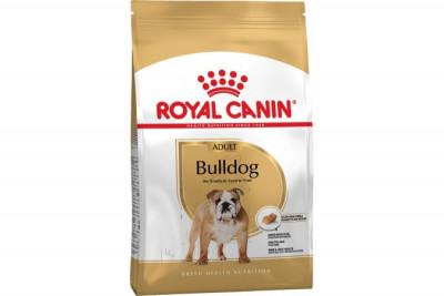Сухой корм - Bulldog Adult