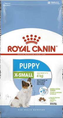 Сухой корм - X-small Puppy