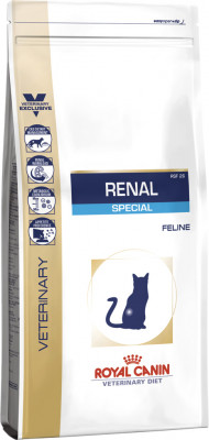 Лечебный корм - Renal Special Feline