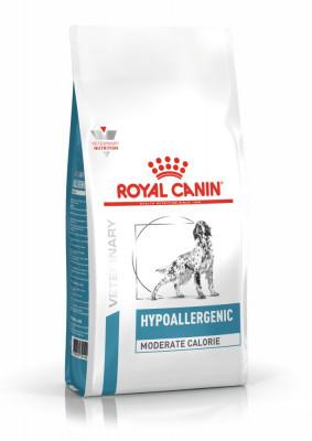 Сухой корм - Hypoallergenic Moderate Calorie