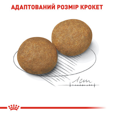 Сухий корм - Medium Adult
