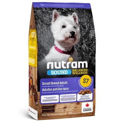 Сухой корм - S7 Sound Balanced Wellness Small Breed Adult Dog