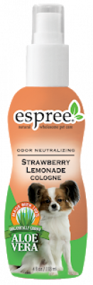 Для собак - Strawberry Lemonade Cologne - одеколон з ароматом Полуниці та Лимона для собак