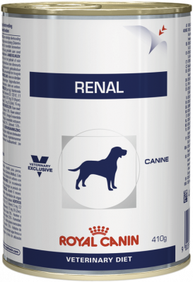 Консервований корм - Renal Canine Wet