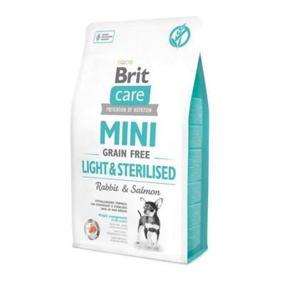 Сухий корм - Беззерновий гіпоалергенний корм для дорослих собак мінатюрних порід з зайвою вагою,а також для стерилізованих собак