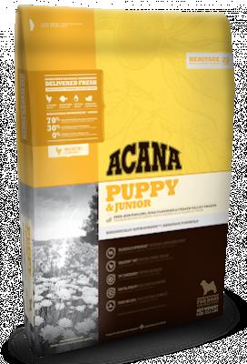 Сухий корм - Puppy & Junior — для цуценят середніх порід