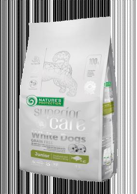 Сухой корм - Superior Care White Dog Grain Free Junior Small and Mini Breeds