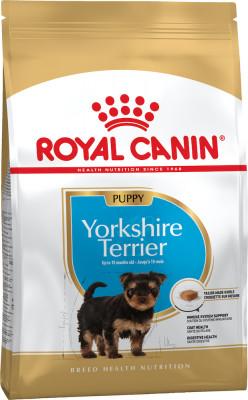 Сухий корм - Yorkshire Terrier Puppy