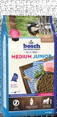Сухой корм - Medium Junior