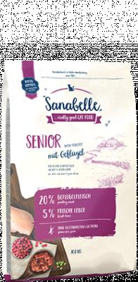Сухой корм - Sanabelle Senior