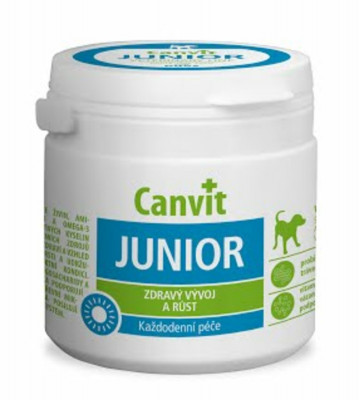 Вітаміни та добавки - Junior для цуценят та молодих собак