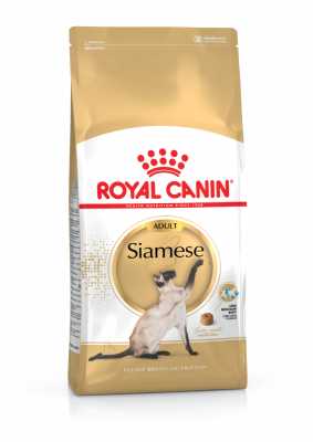 Сухий корм - Siamese