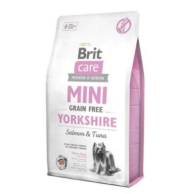 Сухий корм - Mini Grain Free Yorkshire