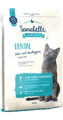 Для котів - Sanabelle Dental