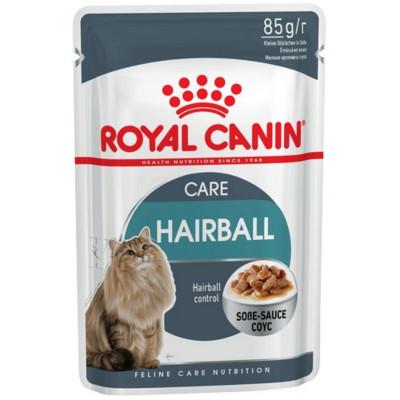 Для котів - Hairball Care