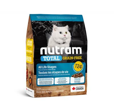 Сухой корм - T24 Total Grain-Free Salmon & Trout Cat