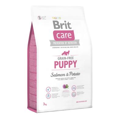 Сухой корм - Grain Free Puppy Salmon and Potato