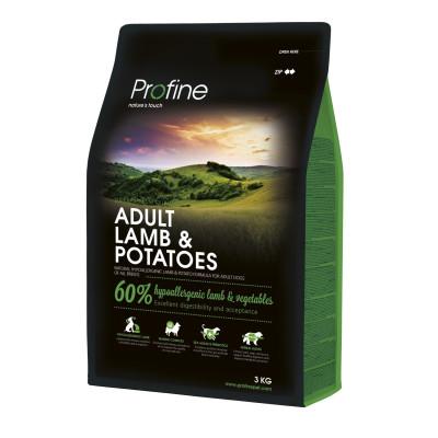 Сухий корм - Dog Adult Lamb & Potatoes Сухий корм з ягням і картоплею для дорослих собак