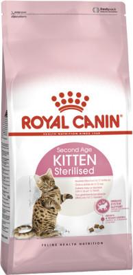 Сухий корм - Kitten Sterilised
