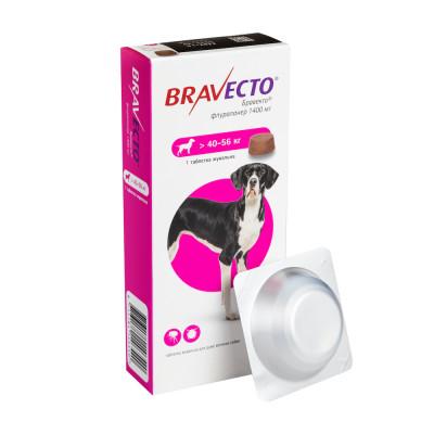 Від бліх та кліщів - Bravecto 40-56 кг