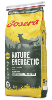 Сухий корм - Nature Energetic