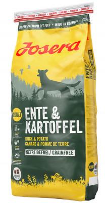 Сухий корм - Ente&Kartoffel