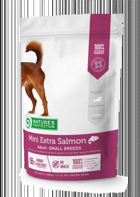 Сухой корм - Mini Extra Salmon Adult Small Breeds