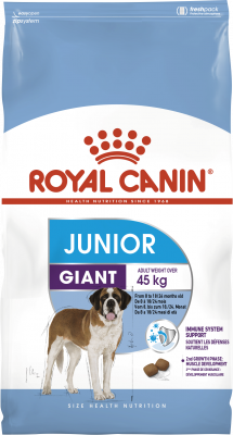 Сухий корм - Giant Junior