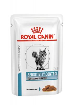 Для котів - Sensitivity Control Feline Pouches