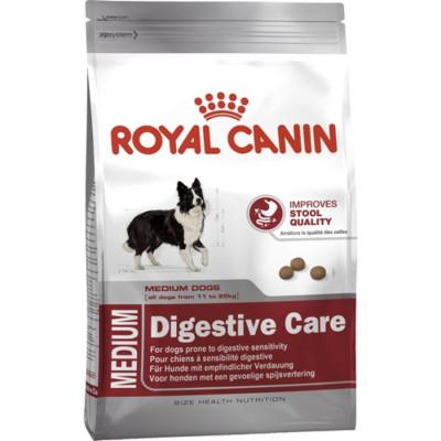 Сухой корм - Полнорационные сухойкорм для собак крупныхпород с чувствительной системойпищеварения возрастомот 15 месяцев