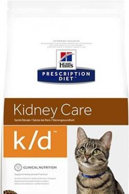 Лікувальний корм - Лікувальний корм для котів із захворюваннями нирок