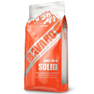 Сухий корм - Solid 20/8