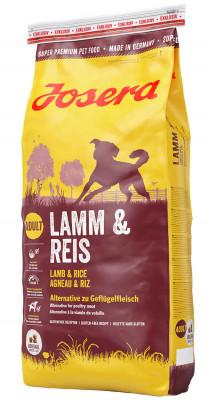 Сухой корм - Lamb & Rice