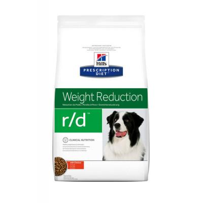 Лікувальний корм - PD Canine R/D