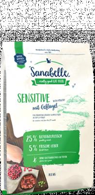 Для котов - Sanabelle Sensitive Poultry