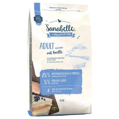 Сухий корм - Sanabelle Adult Forelle